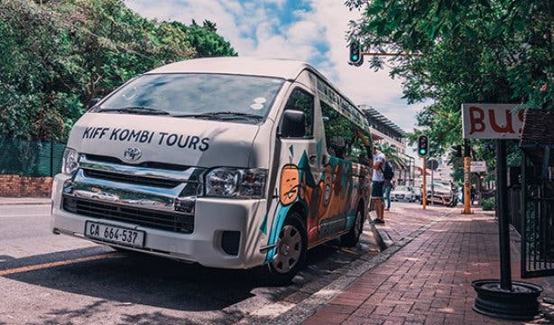 Kiff Kombi Tours Cape Town
