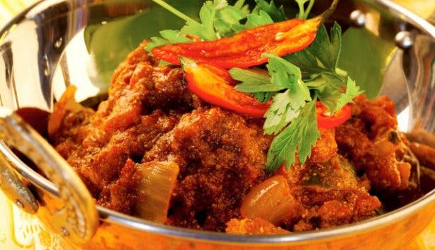 North Indian food at Hilton hotel's Signal Hill eatery