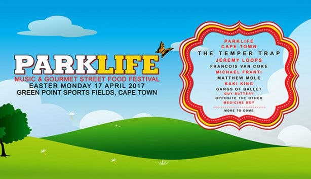 Parklife Music Festival in Cape Town