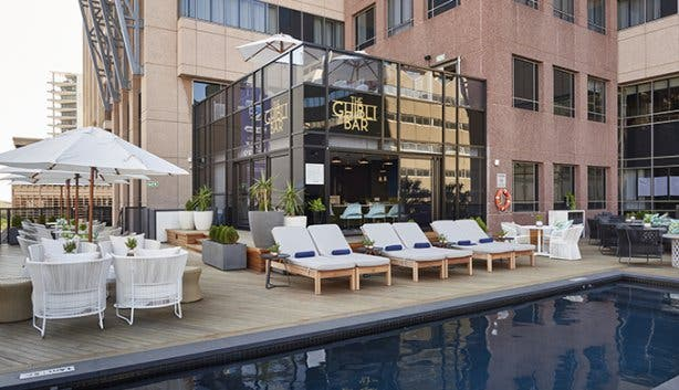 Radisson Blue Hotel and Residence Ghibli Bar