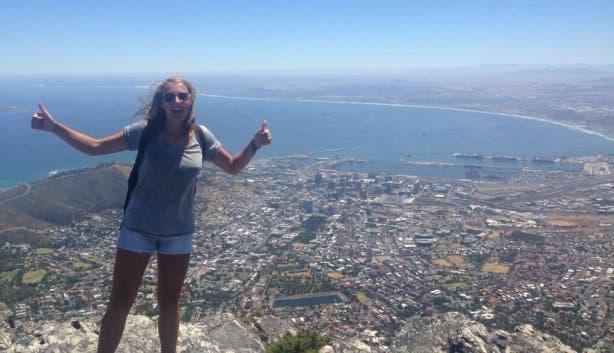 liz ponds stage zuid-afrika