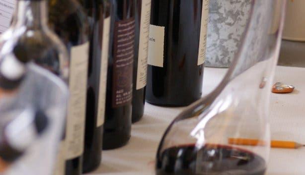 Wine tasting notes at Hermanuspietersfontein winery