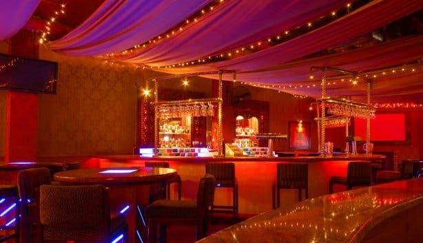 Tiger Tiger circle bar