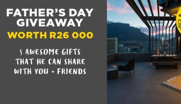 Father's Day 2021 Giveaway