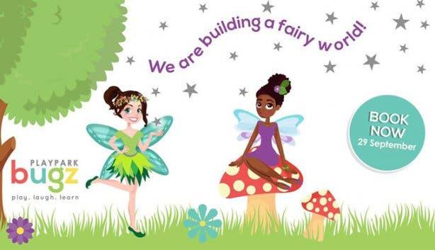 Bugz Playpark Fairy Workshop 2