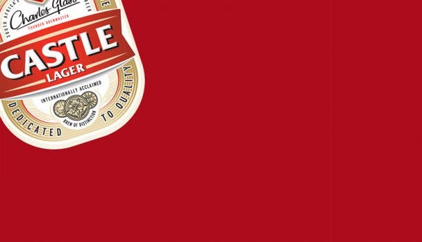 Castle Lager Beer 2