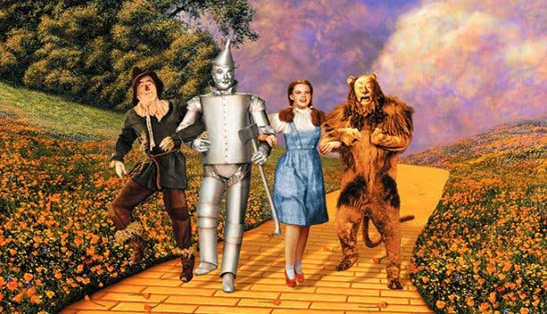 Youth Day Wizard of Oz