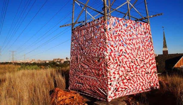 Space Between Art Gallery in Cape Town