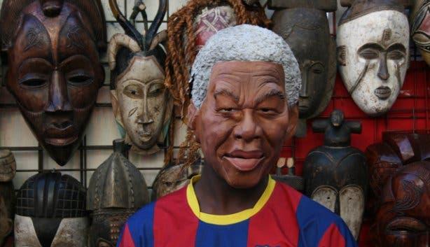 Mandela's birthday