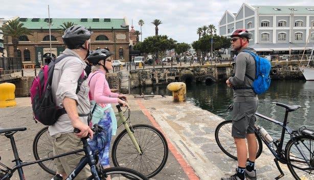 Unterwegs mit AWOL Tours in Kapstadt