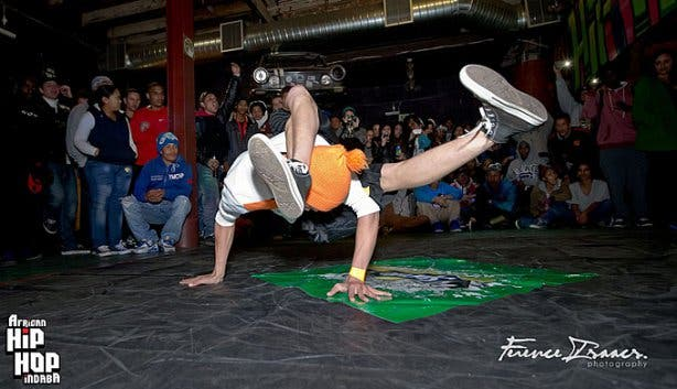 African Hip-Hop Indaba Cape Town