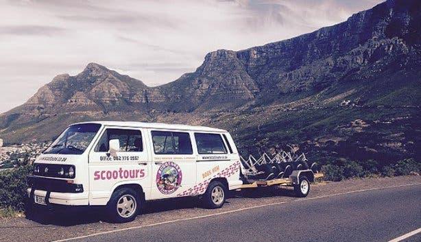 Scootours Bus