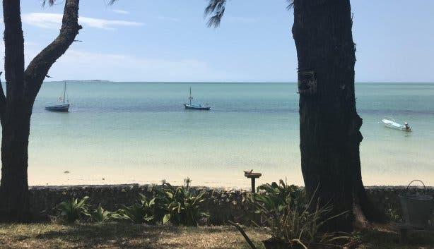 Traumstrand Mosambik