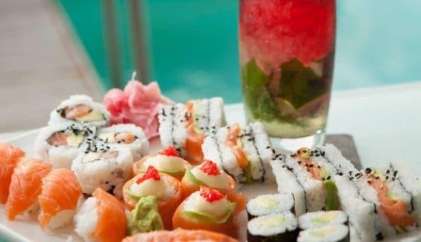 Beluga, sushi, sushi Beluga