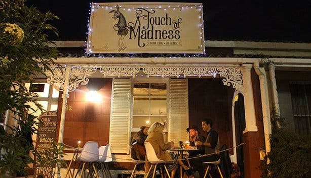 A Touch of Madness Exterior Front