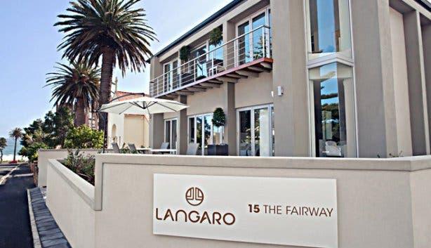 Langaro Spa exterior