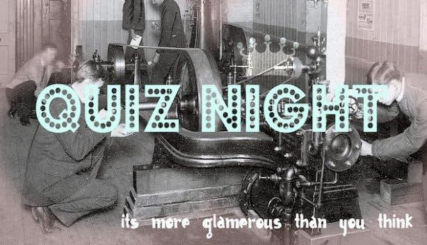 Cape Town quiz nights