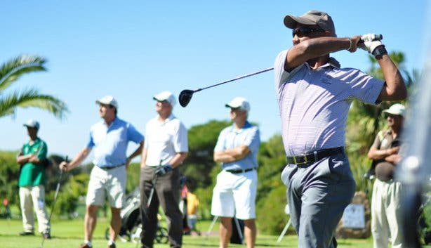 Reach For a Dream Golf Swing