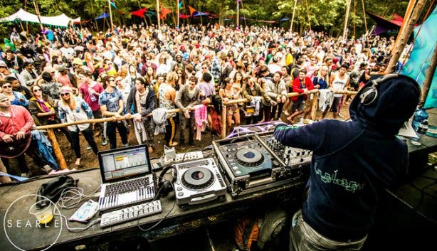 Organik Gaian Dream Trance Party