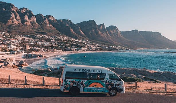 Kiff Kombi Tours Camps Bay