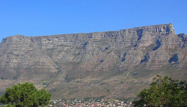 AWOL Table Mountain Tour 6