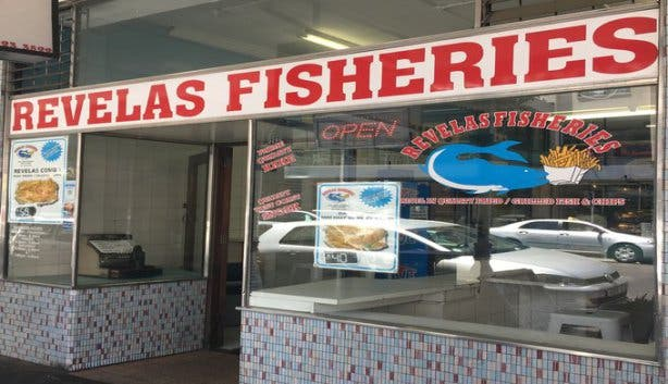 Revelas Fisheries