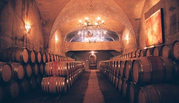 Haute Cabriere Cellar