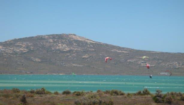 Kitesurfen Cape Town