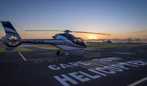 Cape Town Helicopters Generic