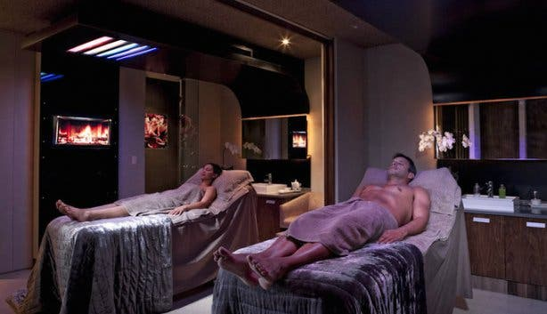 Life Day Spa couples