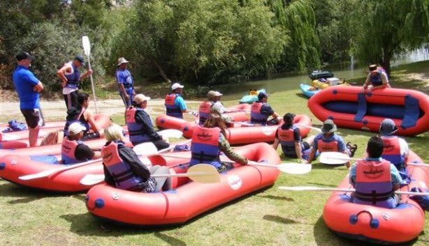 Carina Blog - Rafting 2