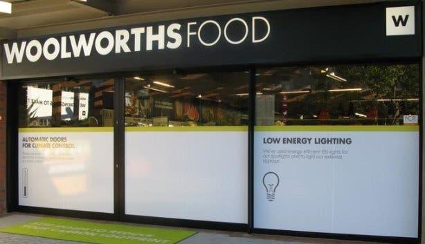 Woolworths Food store 2017