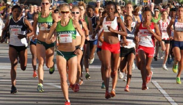 ... challenge Spar womens race