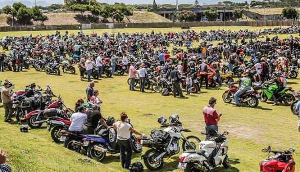 Cape Town Toy Run