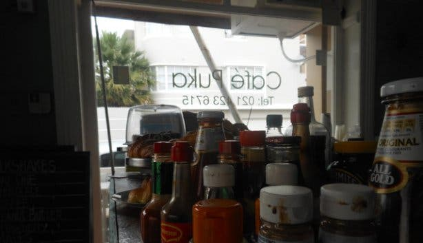 Cafe Puka Tamboersklooof