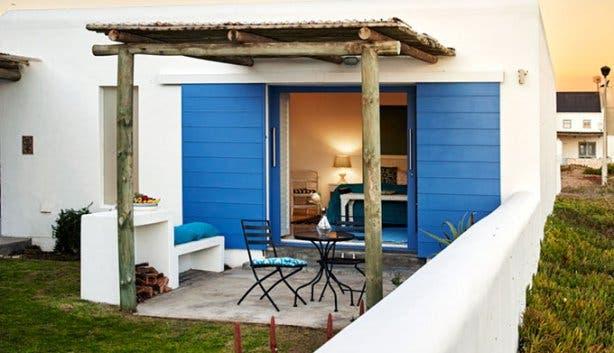 Zula Beach Cottage Exterior