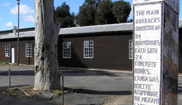 Township Tours Langa Pass Office