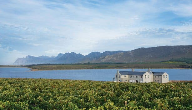 Benguela Cove Manor House with Vineyards