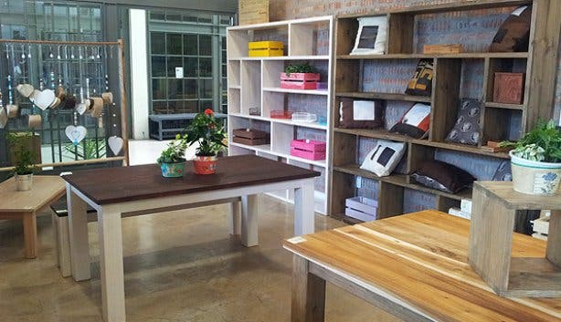 New Eco Furniture Design Shop