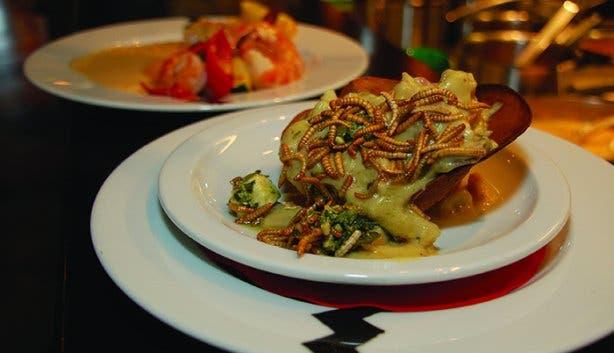 Afirkaanse gerechten restaurant AAP