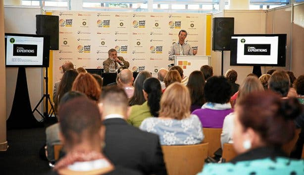 World Travel Market Africa in Cape Town