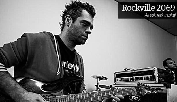 Rockville 2069 Rock Musical Band