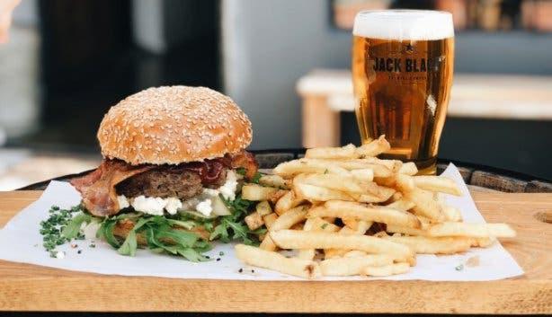 Jack Black burger1