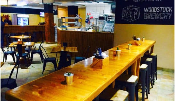 Gastao's Tapas and Craft Beer Restaurant in Tyger Valley Cape Town