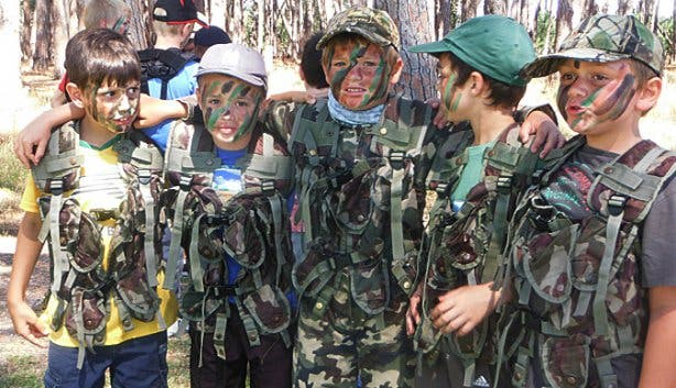 Battlefield Live SA Laser Tag Children's Events Cape Town