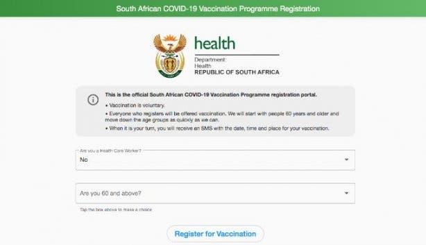 Vaccination portal coronavirus