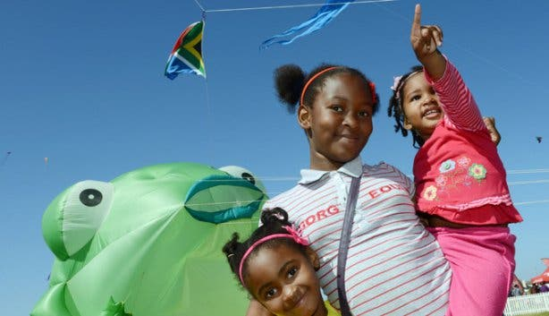 Cape Town International Kite Festival 2