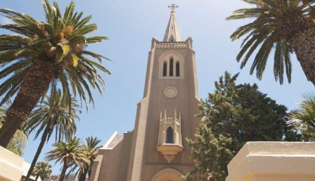 martini church