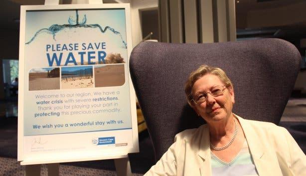 Jo Barnes - Wasserkrise