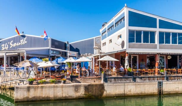 Rex Hotel Surrounding Attractions Knysna Waterfront